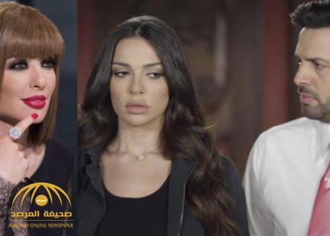 """غيرة وفاء الكيلاني على زوجها حسن تيم تدفع بنادين نجيم إلى الانسحاب من مسلسل """"الهيبة"""""""