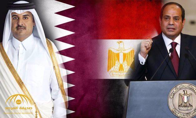 تقرير حكومي مصري يضع 3 سيناريوهات خطيرة للتعامل مع قطر!