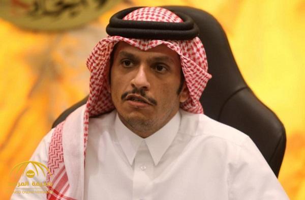 وزير خارجية قطر قبل التوجه لأنقرة : لا حل للأزمة إلا بهذا الشرط !