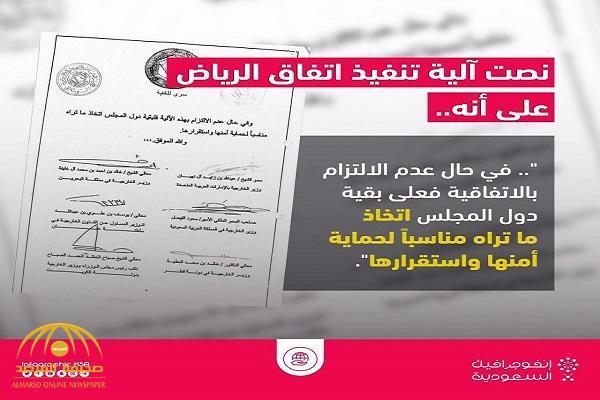 اتفاق الرياض .. قطر وقّعت على بند يسمح بمعاقبتها إن لم تلتزم