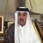 """ردود خليجية على خطاب أمير قطر : """"تناقضات كتبها عزمي بشارة"""""""