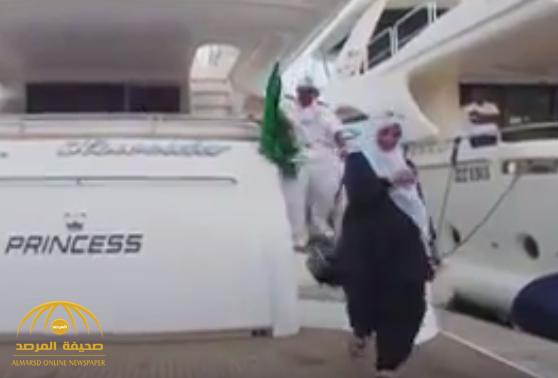 بالفيديو: مدربة الغوص ريم بخيت تحكي عن تجربتها  وتكشف عن أفضل أماكن الغوص في جدة
