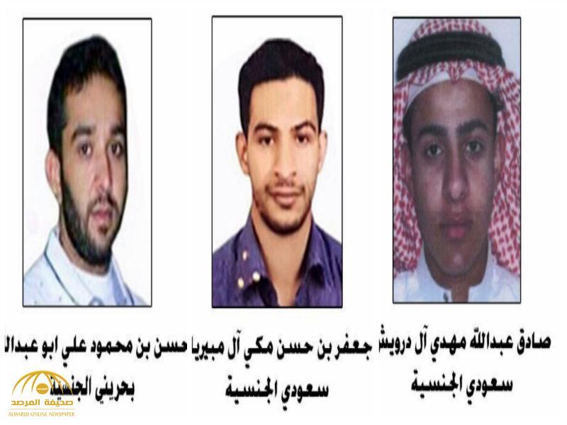 الداخلية تكشف بالأسماء عن تفاصيل مقتل ثلاثة من المطلوبين بعد رصد وجودهم ببلدة سيهات بالقطيف-صور