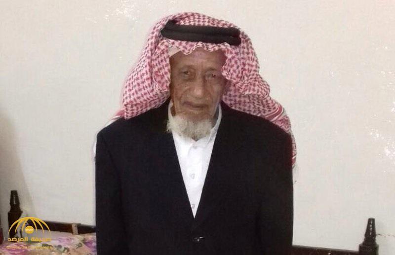 مسن تجاوز الـ 100 عام يحتفل بزفافه على عروسه بجازان.. وهذه هي حالته الصحية!