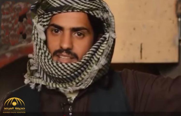 العثور على فيديو لدواعش يحاولون إقناع انتحاري سعودي بتسجيل كلمة قبل تنفيذ العملية … شاهد كيف رد عليهم