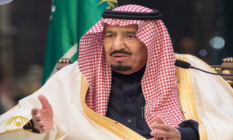 """الملك سلمان يعزي أسرتي الشهيدين""""العتيبي و التركي"""" ويؤكد أن المملكة ستتصدى لكل من يعتدي على أمنها"""