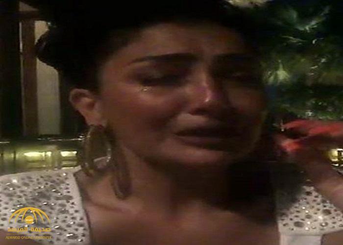 """بعد فضيحة """"المالديف"""".. شاهد: غادة عبد الرازق تبكي وتوجه رسالة على """"إنستجرام"""""""