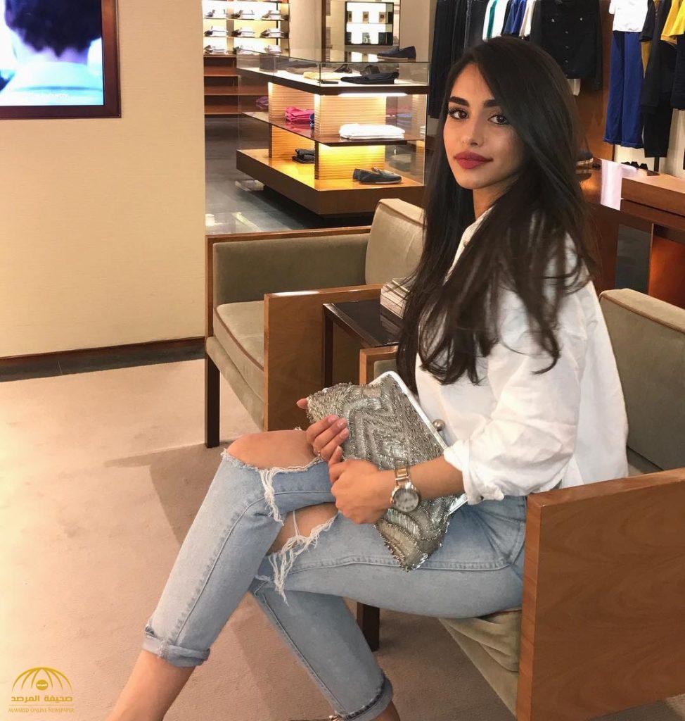 """بالفيديو والصور: شاهد عارضة الأزياء السعودية """"ريم الصانع"""" تتحدث عن نفسها وعن أسرتها"""