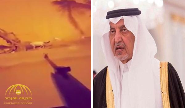 الأمير خالد الفيصل يوجه الشرطة بالقبض على قاتل القطط