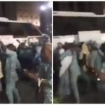 بالفيديو:شاهد حجاج نيجيريا يرقصون فرحاً بوصولهم المدينة المنورة