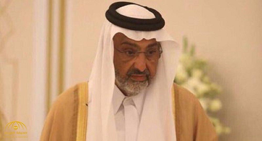 أول تعليق من الشيخ عبدالله آل ثاني على حجب الدوحة رقم الطوارئ المخصص للقطريين في السعودية