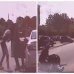 بالفيديو: شرطي يضرب رجلاً أسود بعنف خلال اعتقاله في أوهايو