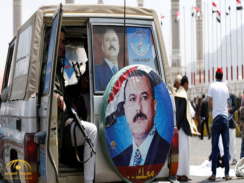 محاولة اغتيال المخلوع قرب منزله واشتباكات مع الحوثيين قرب ميدان السبعين-فيديو وصور