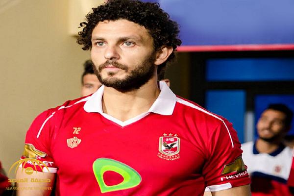 حسام غالي سادس محترفي النصر