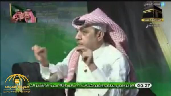 فيديو .. الكاتب محمد الذايدي: هدف التعادل لنادي الاتفاق أمام النصر ذكرني بهدف جحفلي!