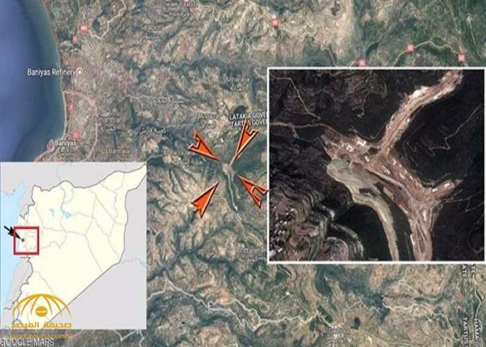 إسرائيل تكشف بالصور قيام إيران ببناء مصنعاً للصواريخ بعيدة المدى في سوريا