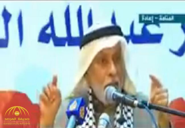 """مقطع محذوف من قناة الجزيرة القطرية..""""النفيسي"""": الإرهابيون أشرف وأتقى وأحسن ناس في العالم!"""