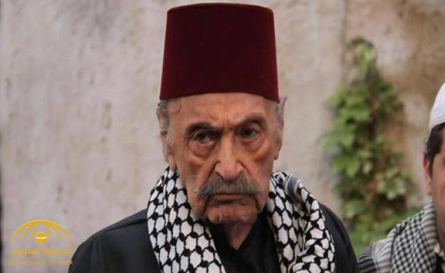"""نجل الفنان الراحل """" أبو صياح """"يكشف سبب حرمان والده له من الميراث"""