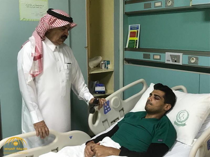مراجع يعتدي على طبيب سعودي في مدينة الأمير سلطان الطبية ويصيبه بكسور في وجهه