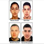 تحديد هويات جثث 3 مغاربة نفذوا اعتداءات إسبانيا-صورة