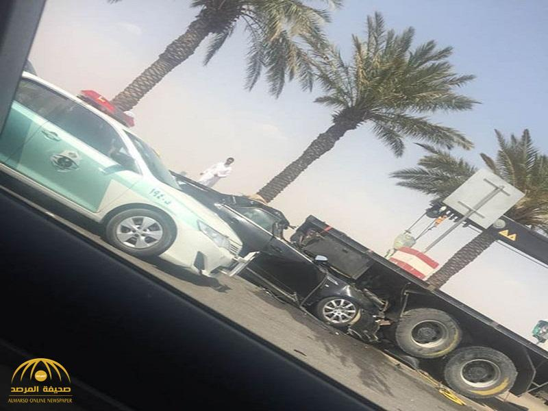 «المرور» توضح ملابسات الحادث المروع على طريق الملك خالد بالرياض (فيديو)