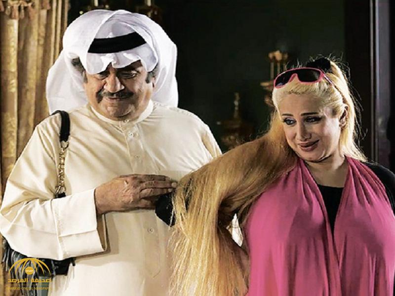 بالفيديو.. فنانة عراقية تبكي بحرقة على الراحل عبدالحسين عبدالرضا