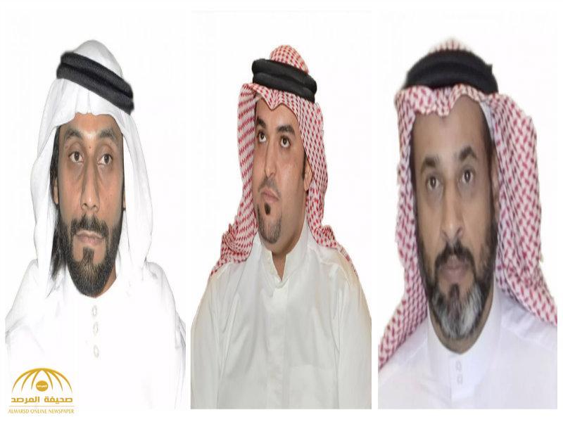 بالأسماء والصور: الداخلية تعلن عن تسليم 3 مطلوبين أنفسهم  للجهات الأمنية