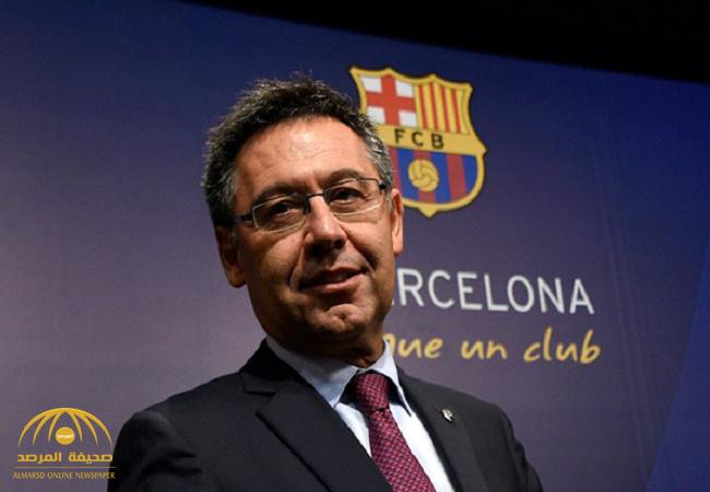 """ضربة قاضية من رئيس برشلونة لـ""""شيوخ قطر"""""""