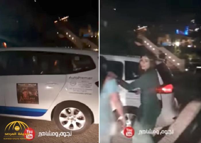 """اختطاف  """"لجين عمران"""" في المغرب -فيديو"""