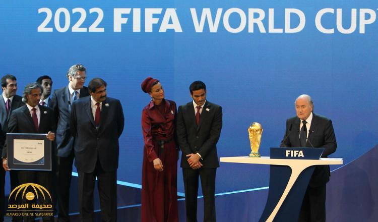 اتهام الرئيس الفرنسي الأسبق نيكولا ساركوزي بتلقي رشوة لدعم تنظيم قطر لكأس العالم 2022