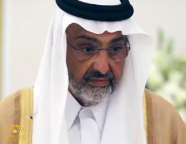 """أول تعليق للشيخ """"عبد الله آل ثاني"""" على قرار الدوحة بمنع الطائرات السعودية من نقل الحجاج القطريين"""