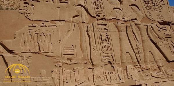 """إلغاء اسم """"إسرائيل"""" من لوحة فرعونية يثير جدلًا في مصر"""