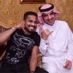 """رسمياً : ناصر الشمراني يعود إلى الشباب .. وهذا ما قاله اللاعب عبر """"تويتر"""" – صور"""