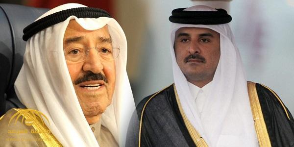قطر تسلم أمير الكويت رسالة جديدة… هذه تفاصيلها