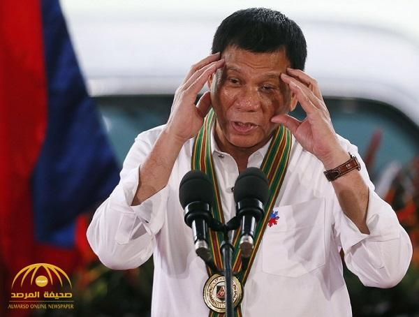 رئيس الفلبين يصف زعيم كوريا الشمالية بأبشع العبارات