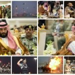 """بالصور : نائب الملك """"محمد بن سلمان"""" يرعى العرض العسكري لقوات الأمن المشاركة بالحج"""