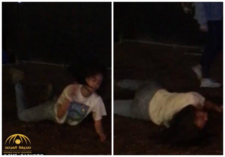 بالفيديو .. ابنة أوباما ترقص بطريقة غريبة في مهرجان بشيكاغو
