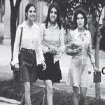 صورة نادرة  لـ 3 فتيات بملابس قصيرة في أحد شوارع كابل عام 1972 تقنع ترمب بإبقاء أميركا في أفغانستان!