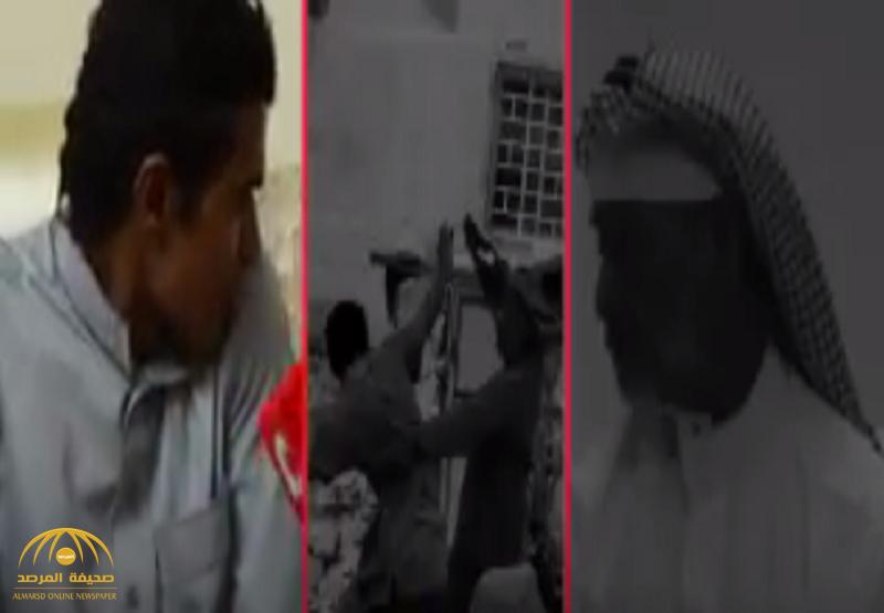 والد معنف مكة يروي ملابسات فيديو التعذيب.. وهذا ما قاله الابن عن مقدار حبه لأبيه!_فيديو