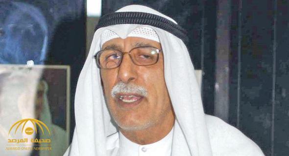 الفنان إبراهيم الصلال يتعرض لجلطة بالرأس ويدخل مستشفى الأحمدي