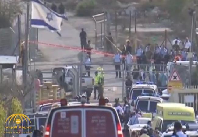 مقتل 3 إسرائيليين بإطلاق نار قرب القدس-صور