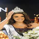 بالصور: بيرلا حلو.. ملكة جمال لبنان 2017