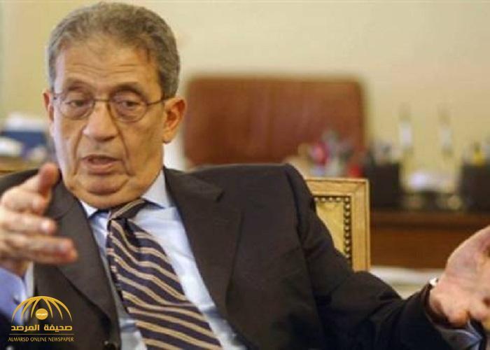 """""""عمرو موسى"""" يكشف عن مذكراته ويفجر مفاجأة صادمة عن """"جمال عبد الناصر"""" ويثير الجدل على تويتر"""