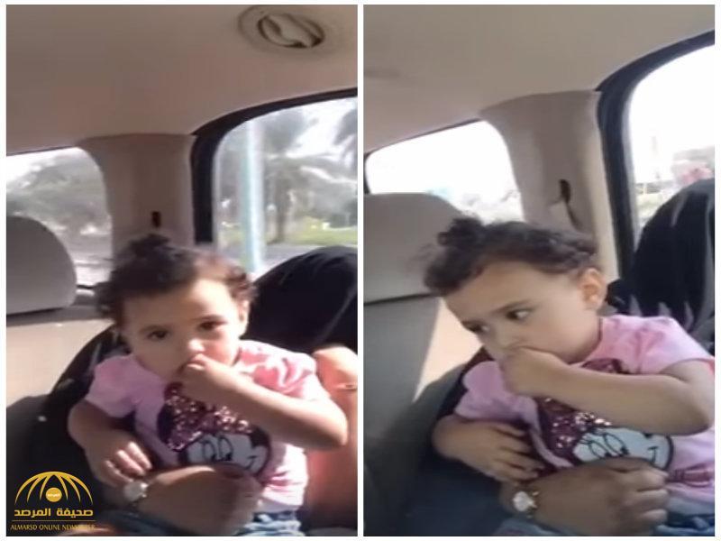 """بالفيديو:مواطن يكشف تفاصيل عثوره على طفلة في """"كورنيش جدة""""..وهذا مافعله بها!"""