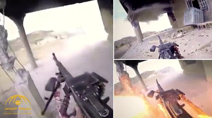 """فيديو: أحد مُقاتلي """"داعش"""" يوثّق مقتله بانفجار قنبلة يدوية كان يحاول إلقاءها!"""