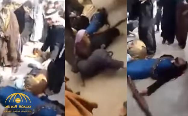 شاهد ..  حفل زواج عراقي يتحول إلى مجزرة والقتلى يسقطون أمام الكاميرا!