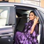 شاهد : أحلام تنشر صور سيارتها الفارهة الجديدة ..وهكذا علقت عليها!