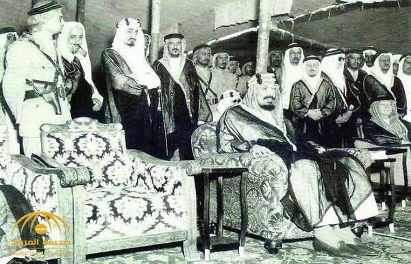 كيف كان يتابع الملك عبدالعزيز الأخبار العالمية ؟