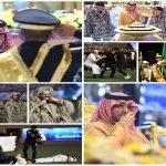 بالصور:وزير الداخلية يرعى حفل تخريج الدفعة الـ 46 لكلية الملك فهد الأمنية