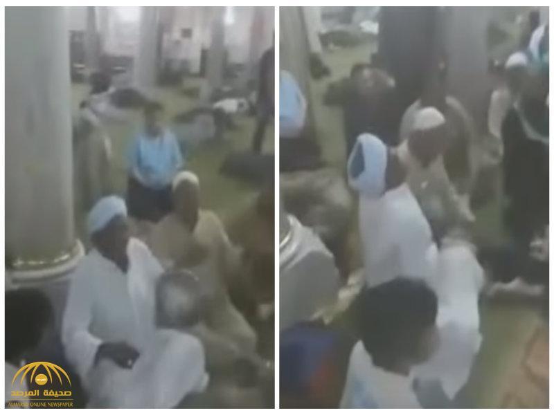 فيديو: غناء وطبل داخل أحد المساجد في مصر!